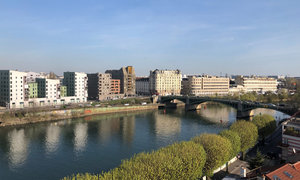 Appartement 4pièces 75m² L'Île-Saint-Denis