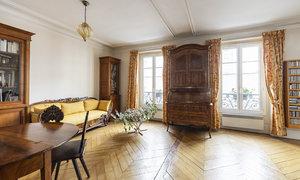 Appartement 3pièces 55m² Levallois-Perret