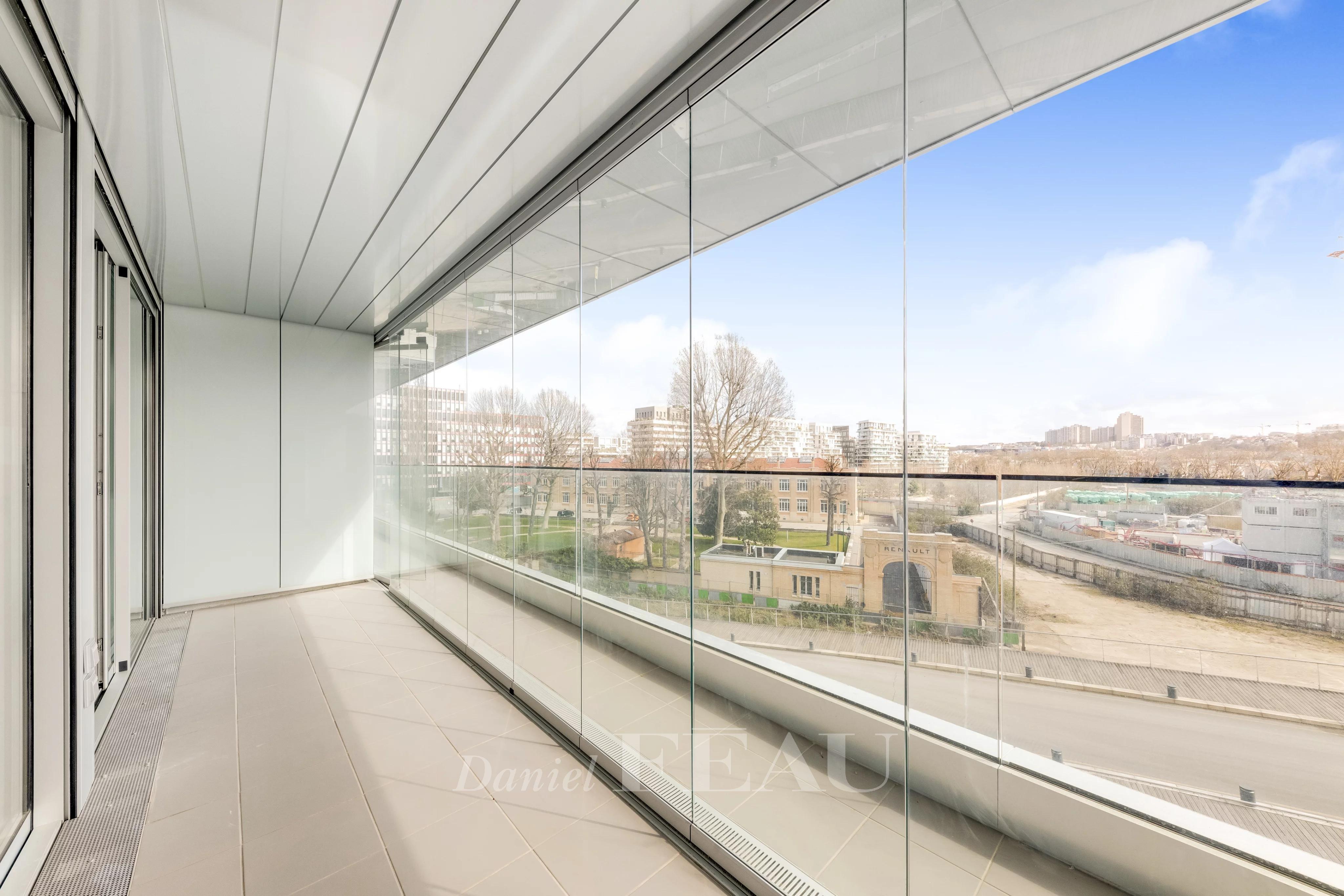 Appartement a louer boulogne-billancourt - 4 pièce(s) - 89 m2 - Surfyn
