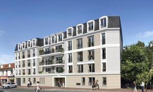 Nouvelle résidence à Antony à 8 km de Paris-Porte d?Orléans (3à5pièces, 67à103m²) Antony