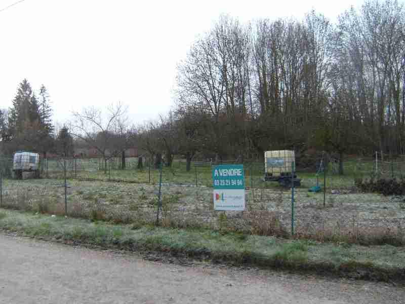 Terrain 4559m² Soligny-les-Étangs