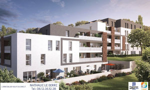 Appartement 4pièces 87m² Saint-Nazaire
