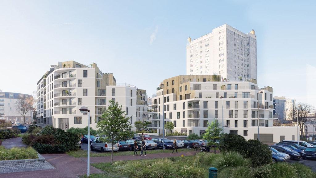 Appartement a louer nanterre - 3 pièce(s) - 62.6 m2 - Surfyn