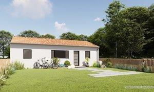Maison neuve 4pièces 90m² Salles-sur-Garonne