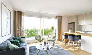 Appartement 3pièces 65m² Rambouillet