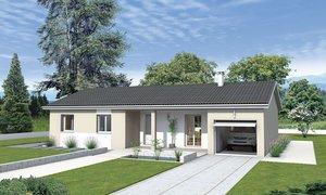 Maison neuve 4pièces 85m² Crêches-sur-Saône