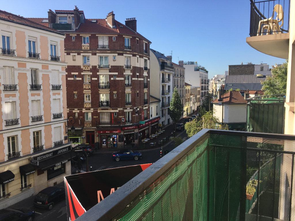 Appartement a louer puteaux - 1 pièce(s) - 24.14 m2 - Surfyn