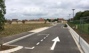 Terrain 382m² Machault