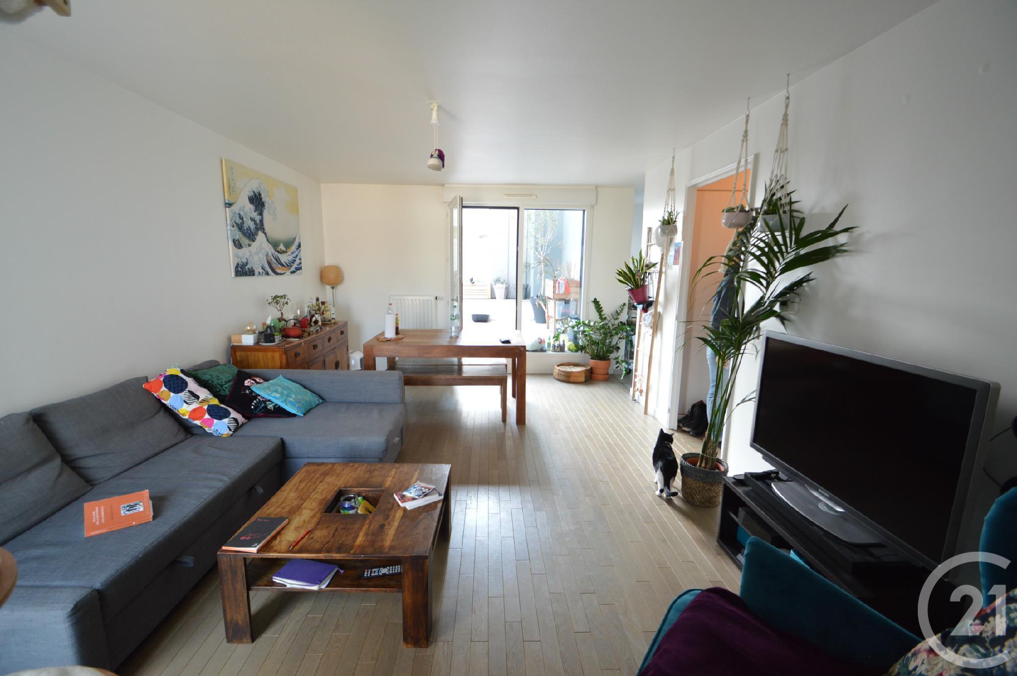 Appartement 2pièces 54m² Saint-Ouen