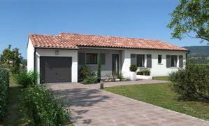 Maison neuve 5pièces 80m² Montblanc