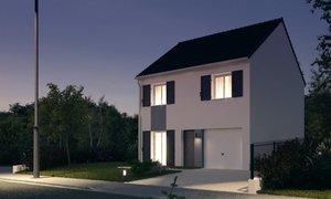 Maison neuve 5pièces 87m² Moissy-Cramayel