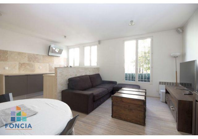 Appartement 3pièces 44m² Paris 11e