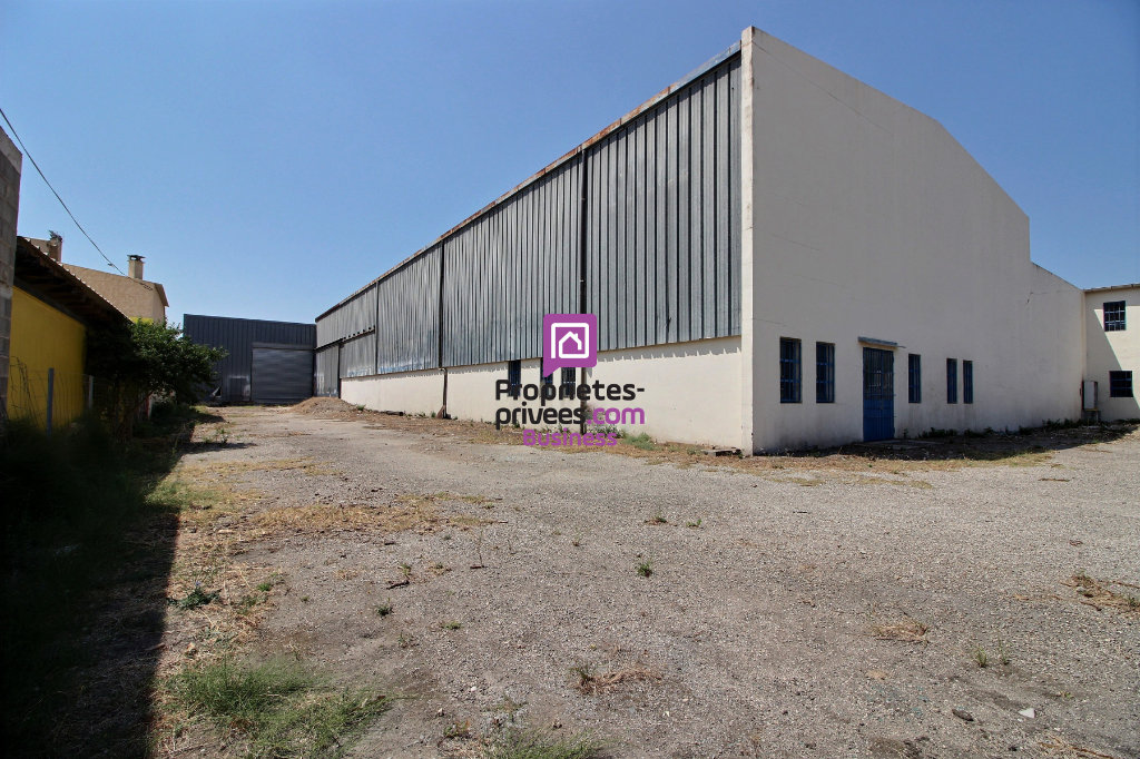ORANGE - MURS Entrepôt / Local industriel 1 145 m² - 759 000 Euros -