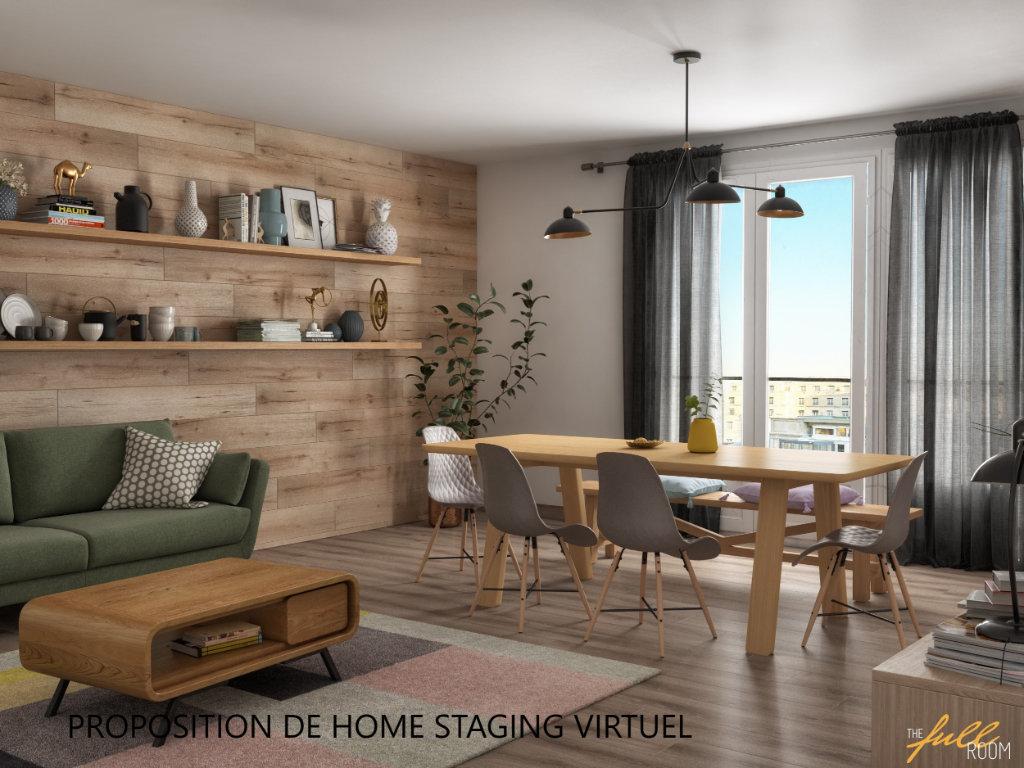 Appartement Sochaux 3 pièces 67 m2