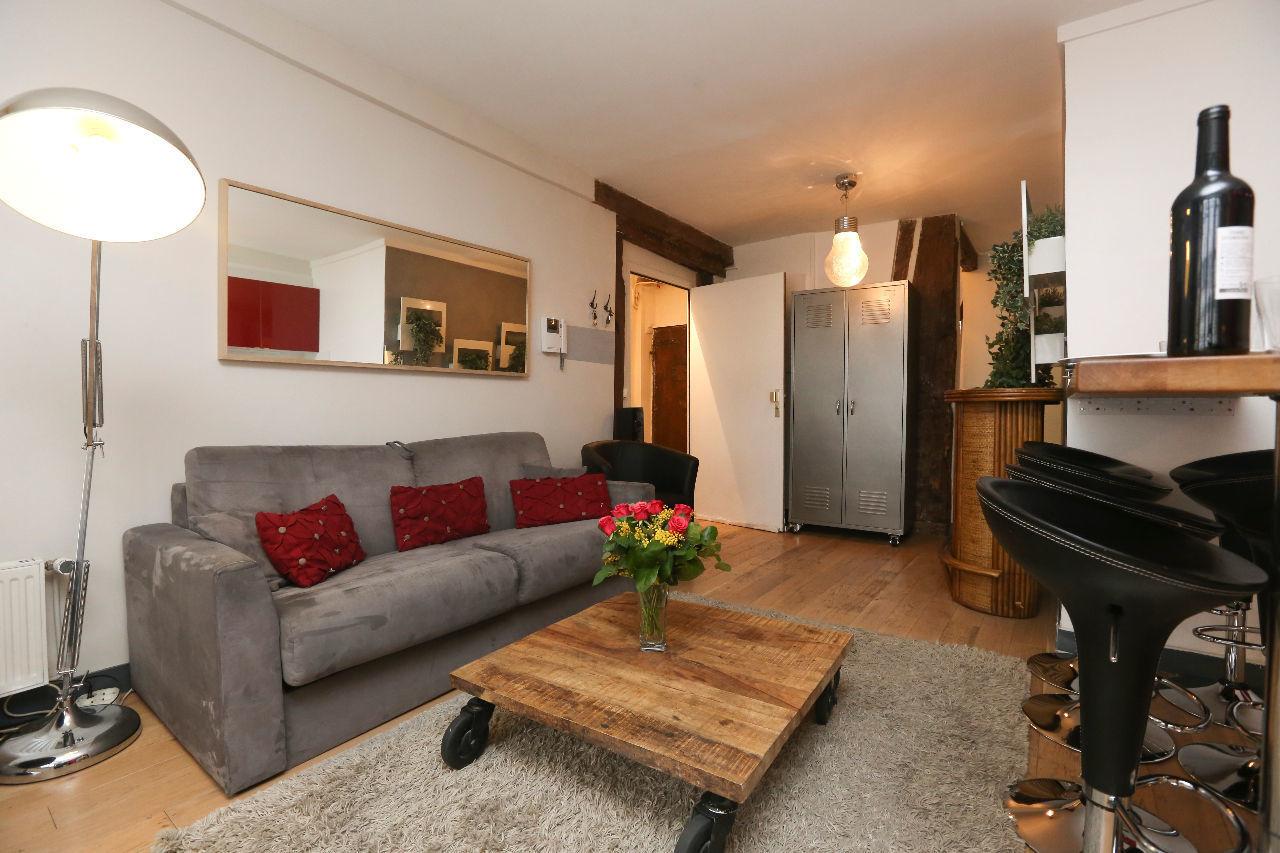 Appartement 4pièces 82m² à Paris 1er