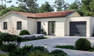 Maison neuve 5pièces 105m² Brens