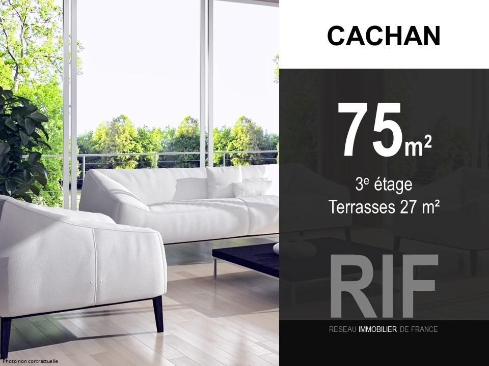 Appartement 4pièces 75m² à Cachan