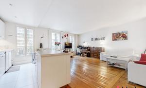 Appartement 2pièces 60m² Boulogne-Billancourt