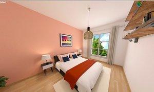 Appartement 3pièces 59m² Drancy
