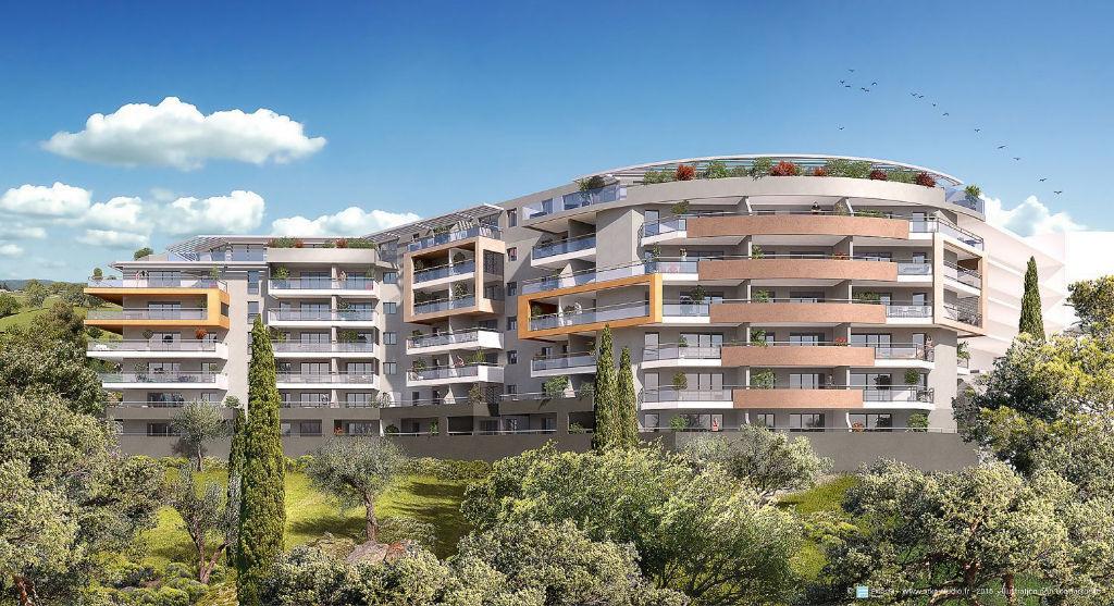Appartement neuf 1pièce 28m² à Ajaccio