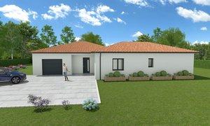 Maison neuve 5pièces 109m² Chaveyriat