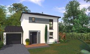 Maison neuve 4pièces 116m² Apach