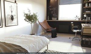 Appartement 1pièce 21m² Tours