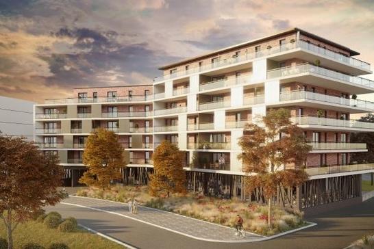 Appartement 2pièces 50m² à Illkirch-Graffenstaden