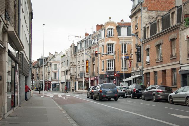 L immobilier reims centre ville 51100 annonces for 77 rue de la maison blanche reims