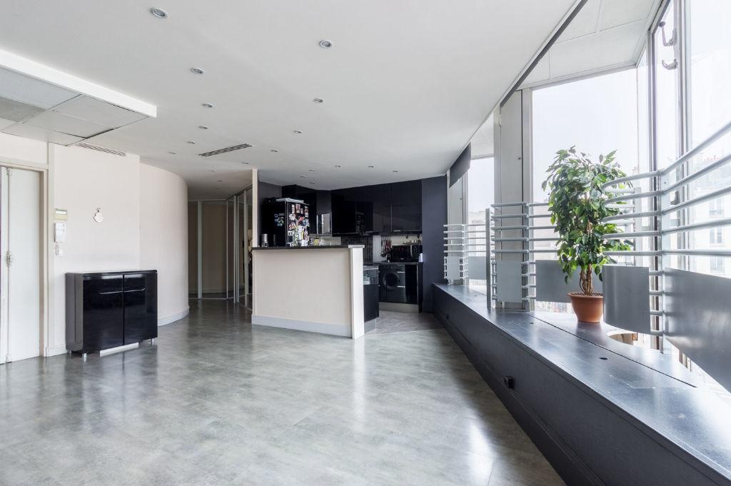 Appartement 3pièces 84m² à Paris 13e