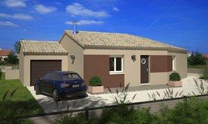 Maison neuve 4pièces 91m² Saint-Georges-de-Pointindoux
