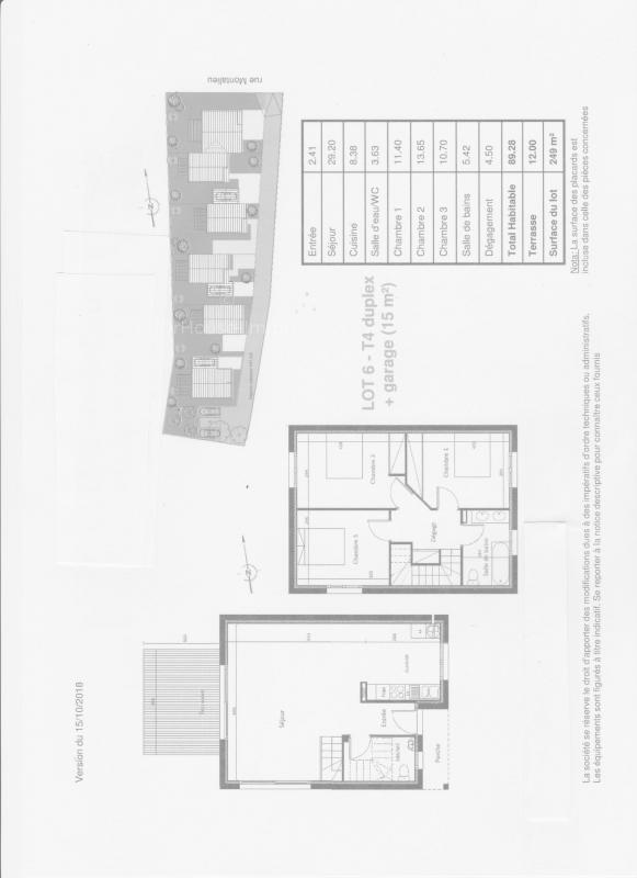 Maison 4pièces 89m² Eysines