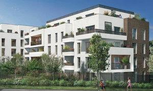 Appartement 2pièces 44m² Lagny-sur-Marne