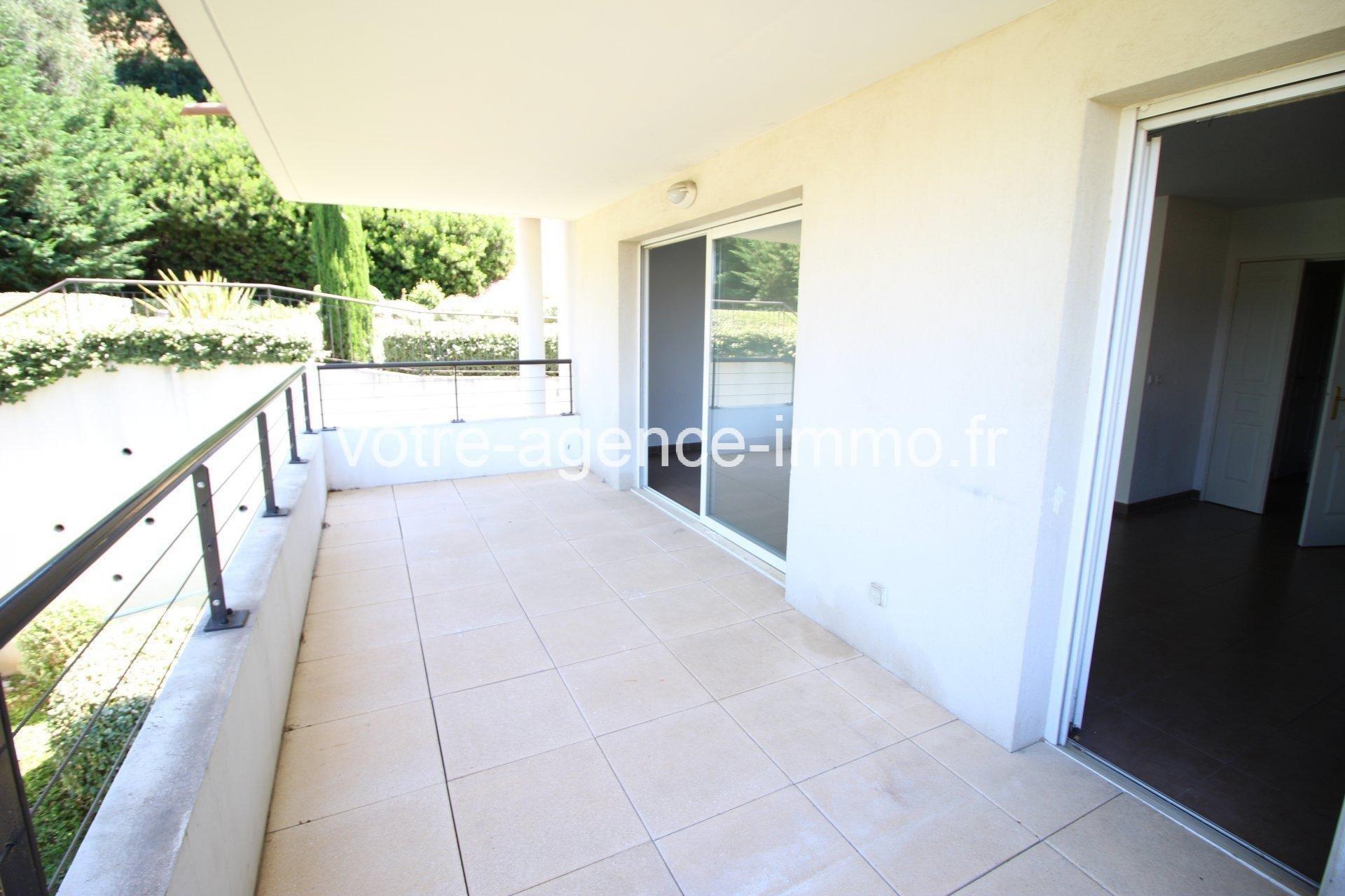 Nice - Sainte Marguerite - 3 P 55 m² terrasse 14 m²