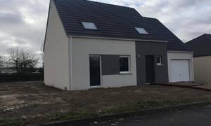 Maison neuve 4pièces 88m² Saint-Désir