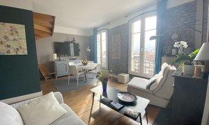 Appartement 4pièces 111m² Asnières-sur-Seine