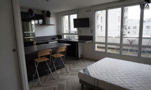 Appartement 1pièce 28m² Paris 19e