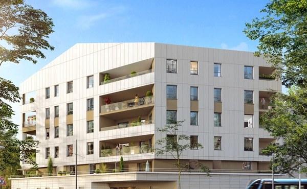 Programme immobilier my little bordeaux bordeaux 4 for Appartement bordeaux euratlantique