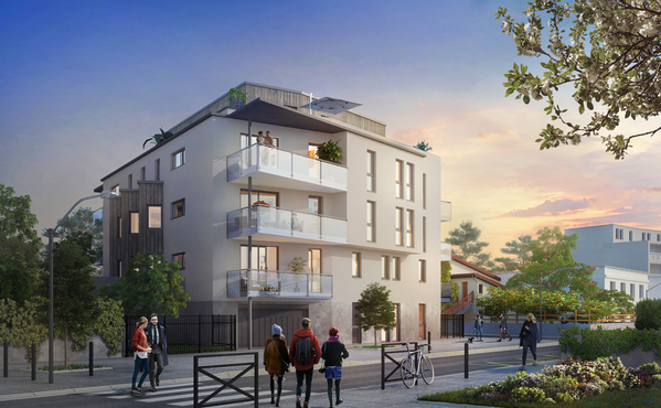 Programme immobilier agate grenoble 239 000 for Annonces immobilier neuf