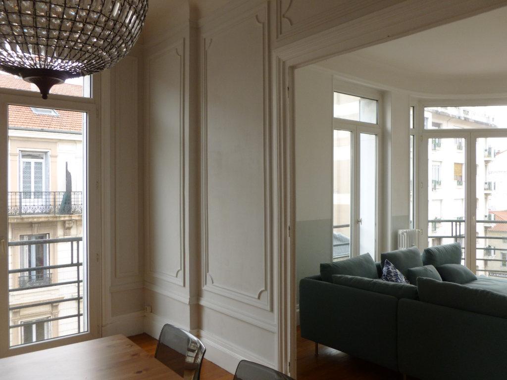 Appartement 6pièces 153m² Saint-Étienne