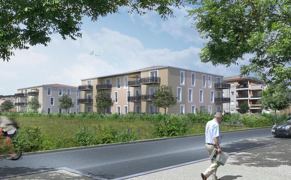 Programme immobilier luberia cavaillon 1 bien neuf for Aide achat immobilier neuf