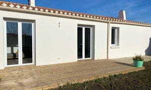 Maison 4pièces 100m² Les Sables-d'Olonne