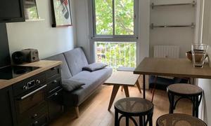 Appartement 2pièces 29m² Paris 16e