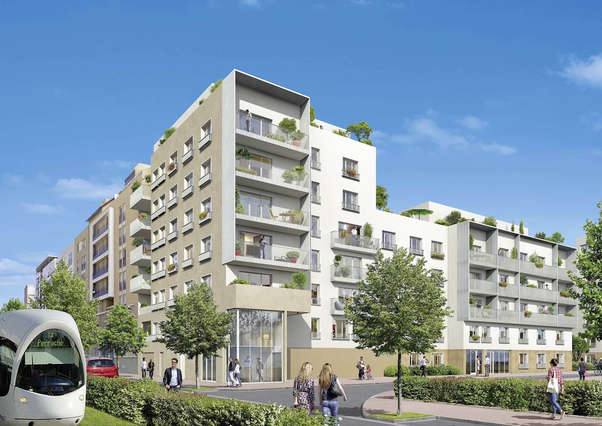 Achat appartement villeurbanne appartement à vendre