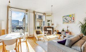 Appartement 2pièces 49m² Paris 19e