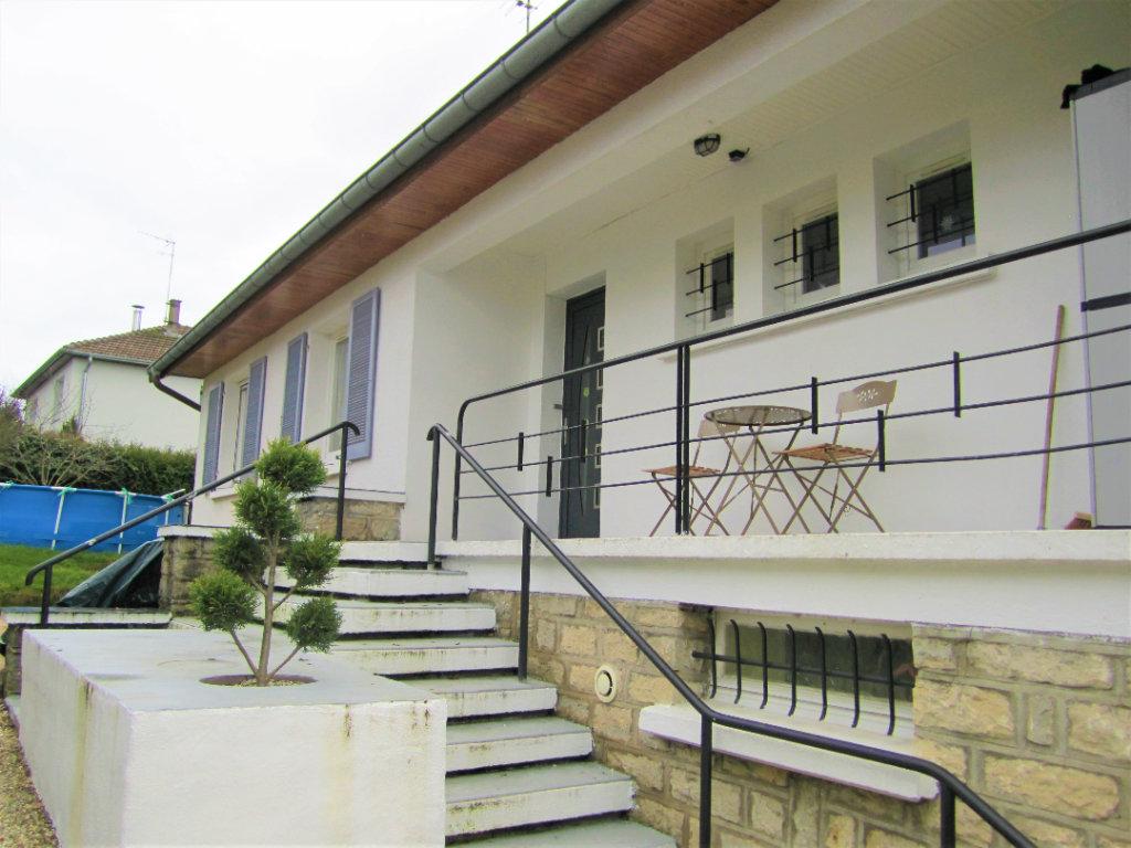 70000 Vesoul Maison de 130 m2  9 pièces à 161 200 euros