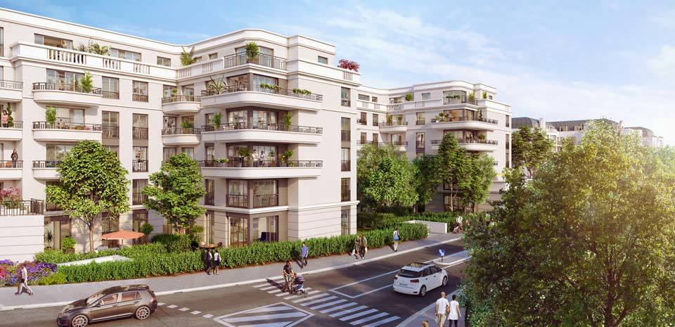 Belle rive clamart for Bell rive