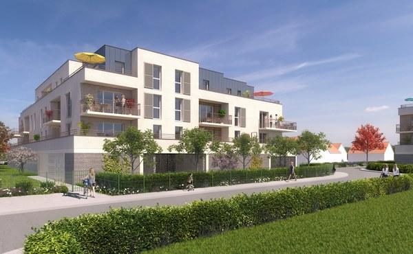 programme immobilier le clos d 39 ivoy 2 orl ans 12 biens neufs 138 000 246 500. Black Bedroom Furniture Sets. Home Design Ideas
