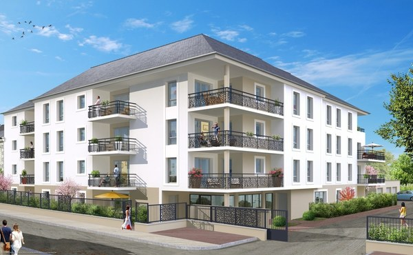 Programme immobilier villa eugenie bourges 2 biens for Aide achat immobilier neuf
