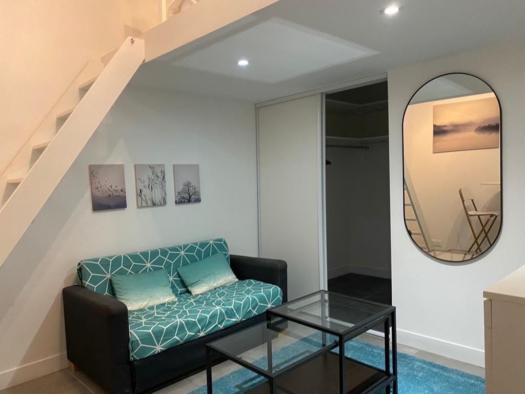 Appartement a louer puteaux - 1 pièce(s) - 14.48 m2 - Surfyn